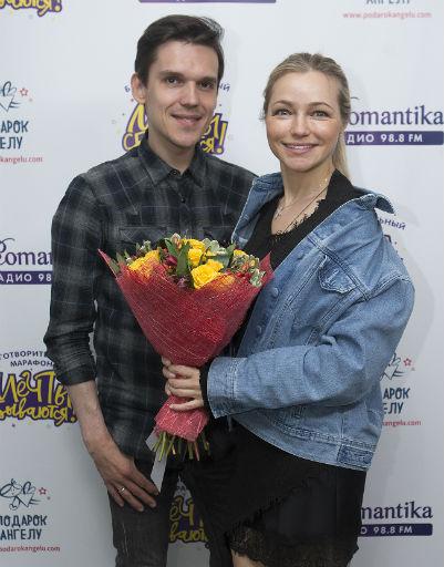 Михаил Веселов и Инна Маликова