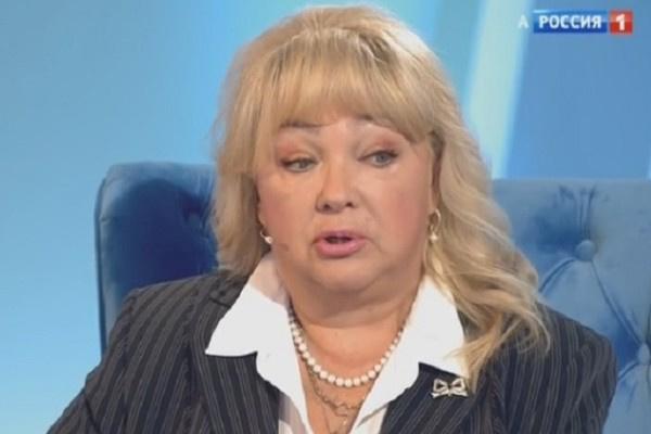 Наталья Гвоздикова до сих пор любит мужа