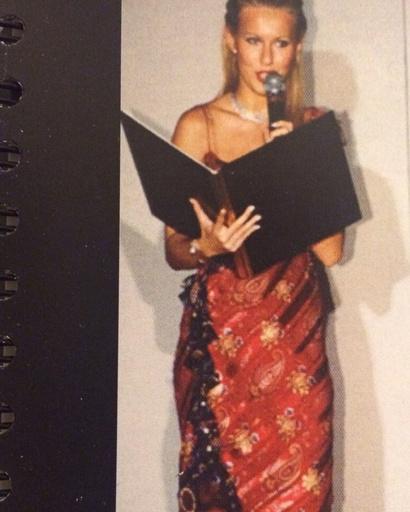 Ксения Собчак в 27-летнем возрасте