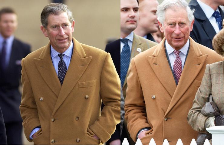 Его Высочество предпочитает отдавать одежду в починку