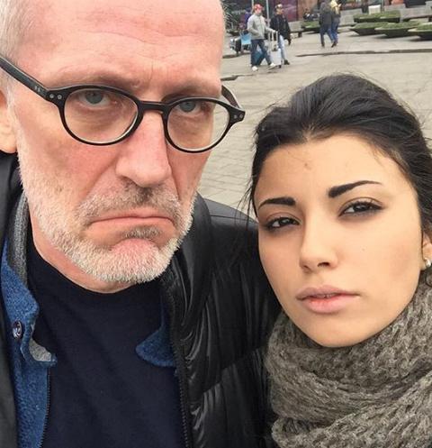 Александр Гордон и Нозанин Абдулвасиева