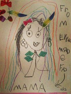 Милла Йовович глазами своей дочери