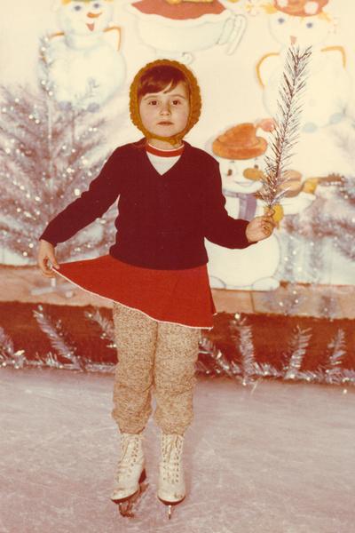 Светлана с детства мечтала стать артисткой