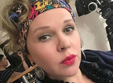 Елена Валюшкина завела любовника на 20 лет младше себя