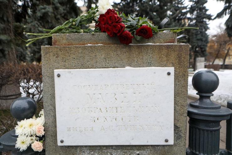 Ирина Антонова скончалась в возрасте 98 лет