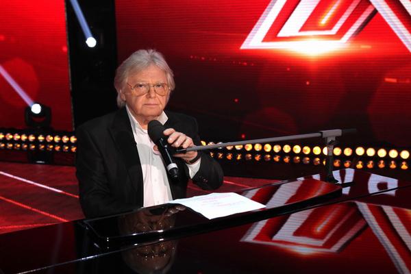 Юрий Антонов продолжает работать над музыкальным материалом