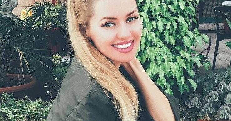 Виктория Боня выбирает с женихом имена для детей