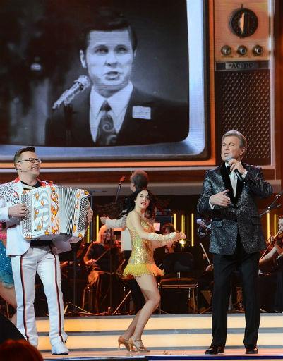 Лев Лещенко вспомнил разные годы жизни