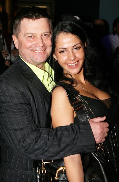 Владимир Химченко стал вторым мужем Елены...