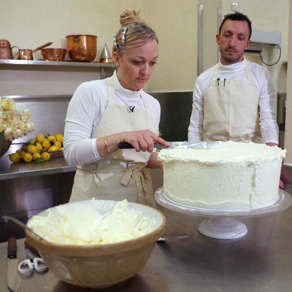 Изготовлением торта занимались лучшие кондитеры Великобритании