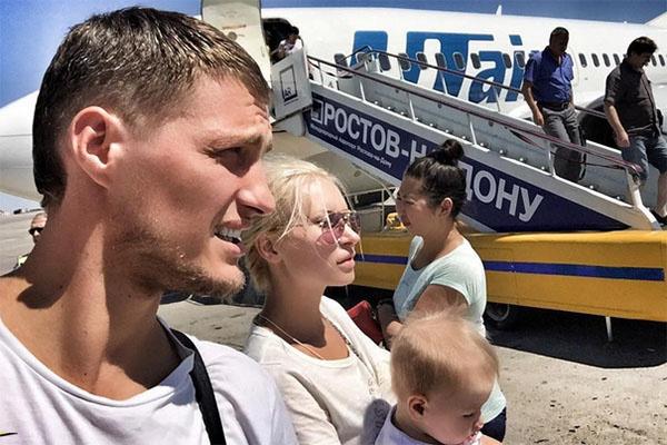 Первые минуты на ростовской земле. День начинался очень хорошо