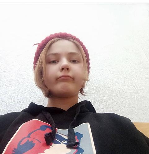Даша забеременела в 13 лет