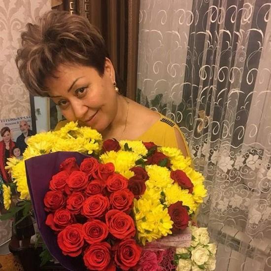 Азима Абдумаминова попала в больницу на прошлой неделе