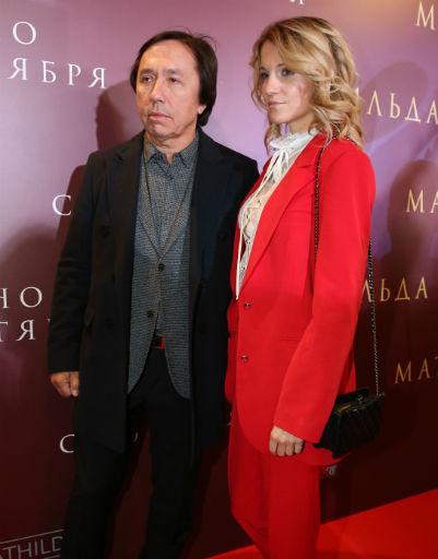 Женя Малахова и Ренат Давлетьяров