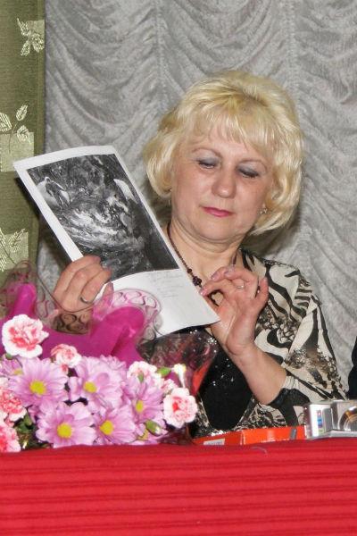 Рита Нурсканова считает себя счастливым человеком