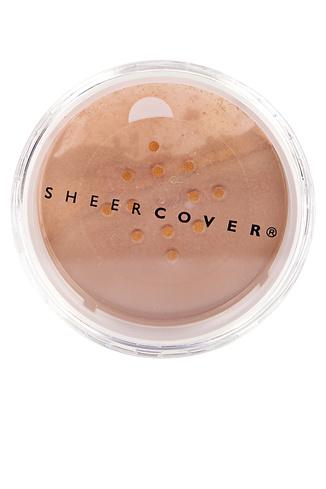 Sheer Cover Минеральная пудра с эффектом сияния- хайлайтер, 2999 руб. (цена за набор)