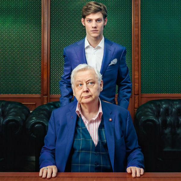 Сын Табакова и Зудиной делает актерскую карьеру