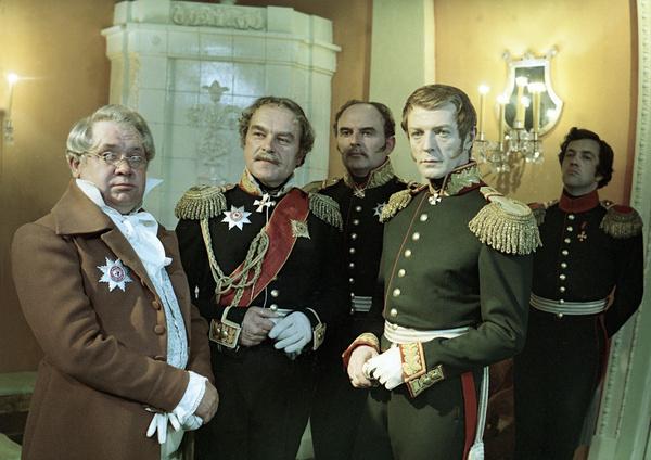 Олега Стриженова называли «советским Жераром Филипом»
