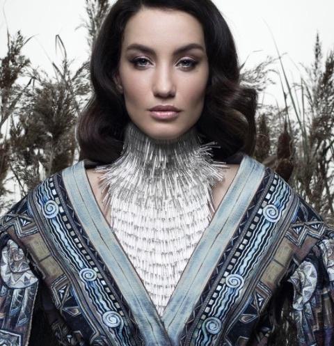 Певица Виктория Дайнеко