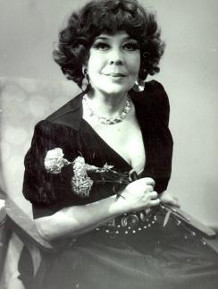 Ирина Бржевская записала на радио более 400 песен