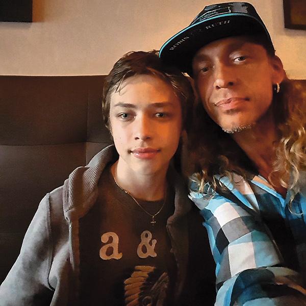 Сын Наташи и Сергея Глушко Архип сейчас учится в школе в Америке, домой приезжает только на каникулы