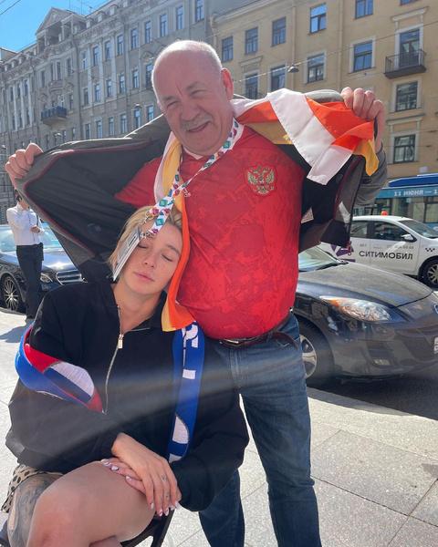 Ивлеева подружилась с отцом Иды Галич