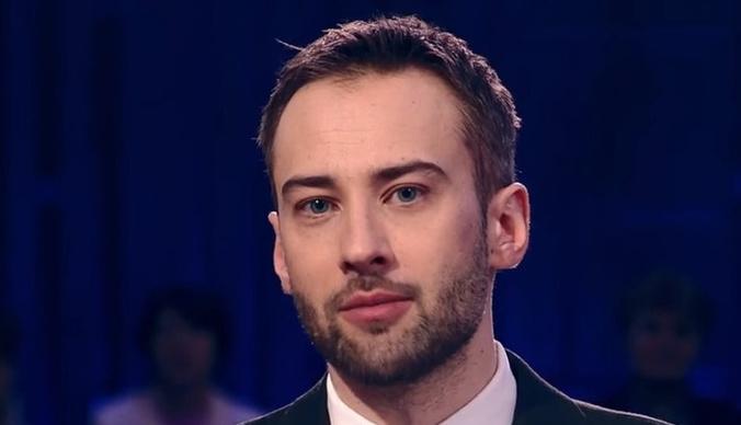 Дмитрий Шепелев вышел в свет с загадочной блондинкой