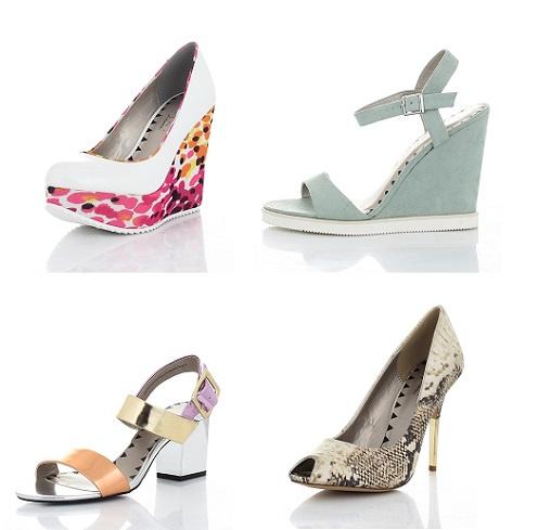 Модели обуви Vicini для Centro