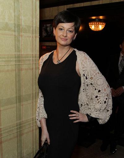 Экс-солистка группы «Непара» Виктория Талышинская