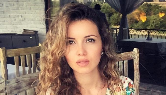 Алеса Качер и Вахтанг Беридзе крестили сына
