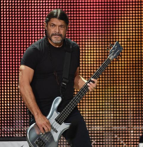 Группа Metallica спела хит Виктора Цоя