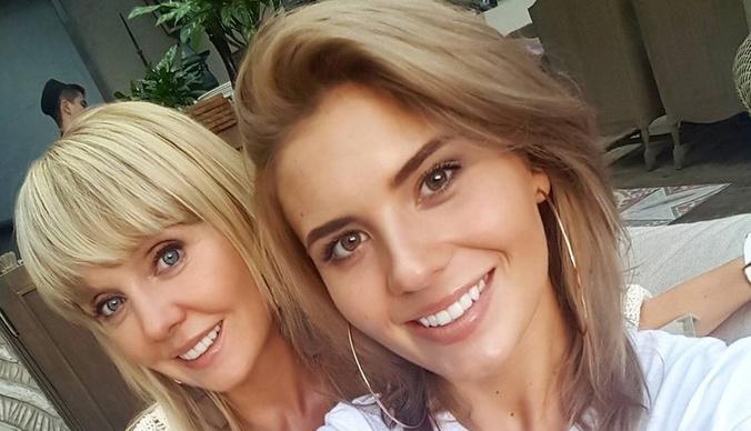 Дочь Валерии выписали из больницы после операции