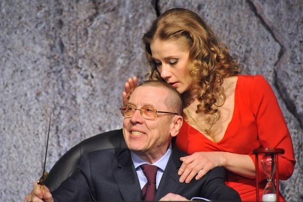 Валерий Золотухин считал Ирину Линдт женой
