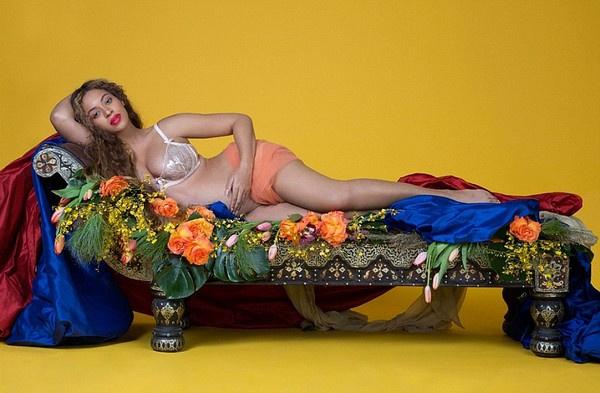 Бейонсе представила целый арт-проект с собой в главной роли