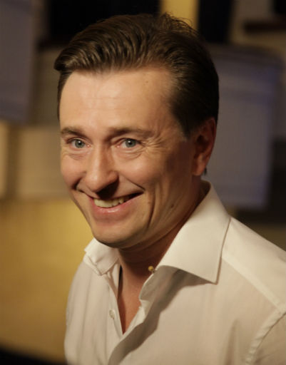 Сергей Безруков открыл четвертый театральный сезон