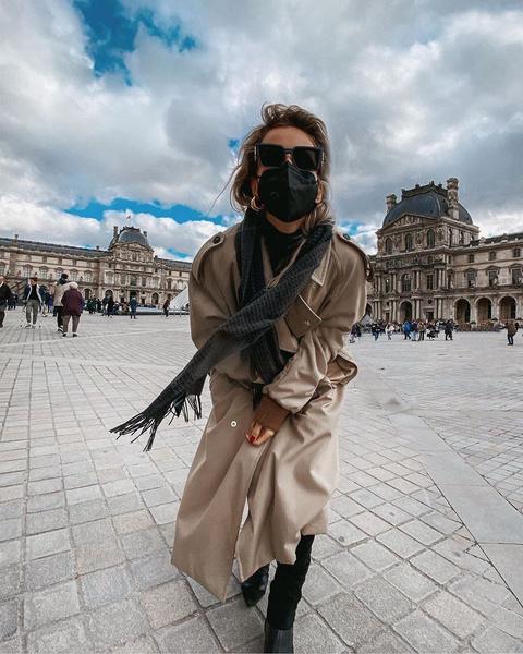 Лобода не смогла попасть в Лувр