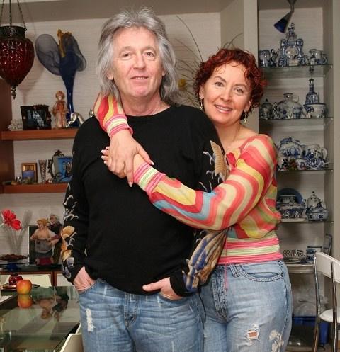 Вячеслав Малежик с супругой Татьяной