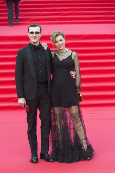 Егор Бероев и Ксения Алферова женаты уже 18 лет