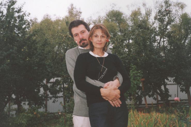 Брак Тома с Андреем Вишневским распался через несколько лет