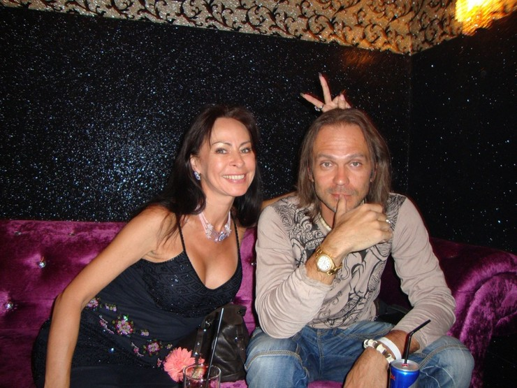 Антон Логинов любил Марину Хлебникову до конца жизни