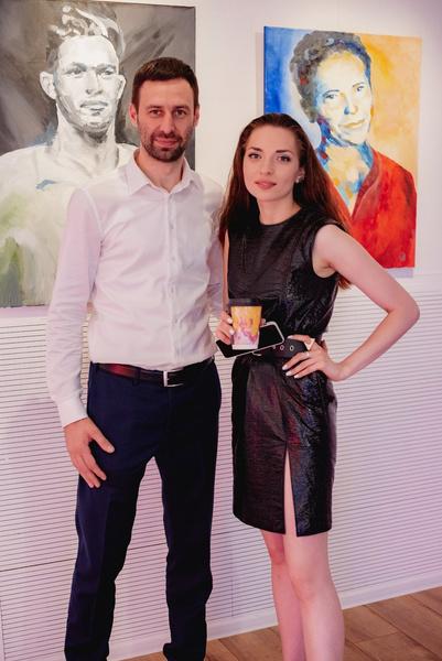 Анна Чех и Роман Пикулин