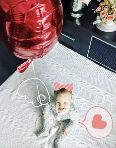 Елена Кулецкая решила порадовать дочь Нику