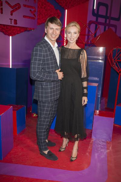 В начале лета Алексей и Татьяна появились на музыкальной церемонии