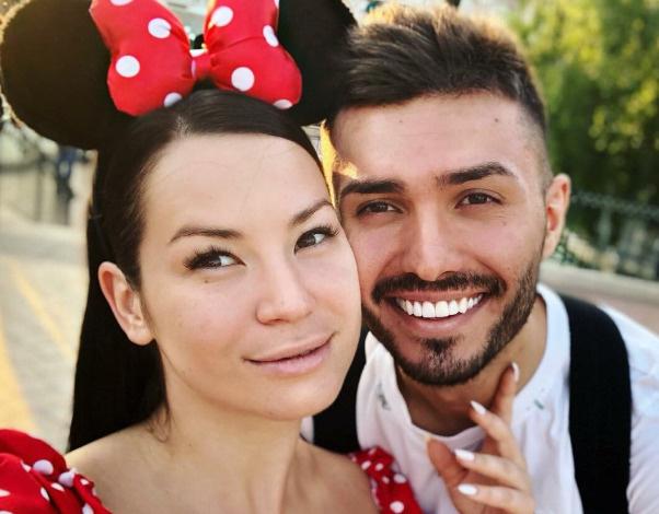 Недавно Ида и Алан впервые стали родителями