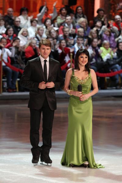 С уходом из фигурного катания Ирина Слуцкая стала телеведущей и актрисой