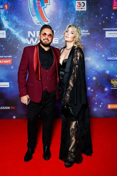 Стас Михайлов с супругой Инной