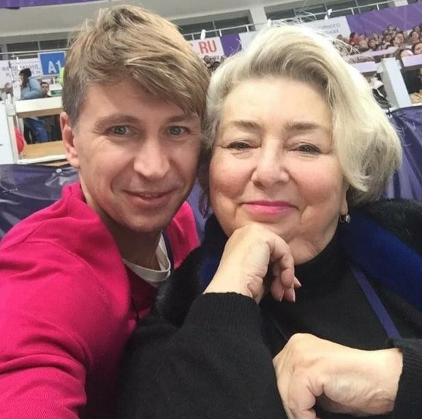 В свое время Ягудин ушел от Мишина к Тарасовой