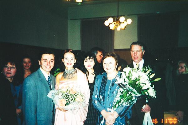 Брак с Ириной, первой супругой, длился 15 лет
