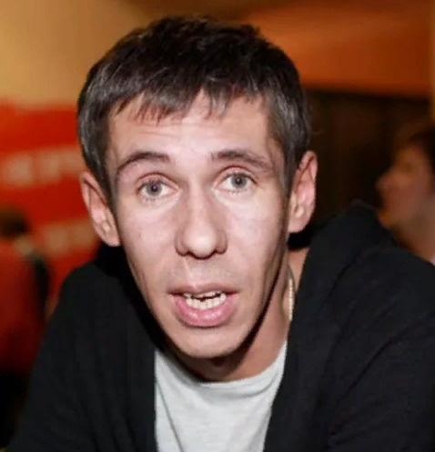 Алексей Панин отличается взрывным характером