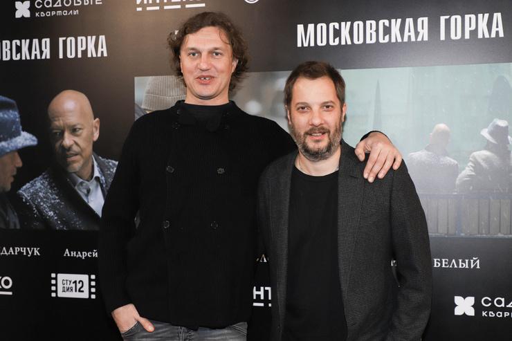 Автор сценария Александр Цыпкин и Виктор Набутов